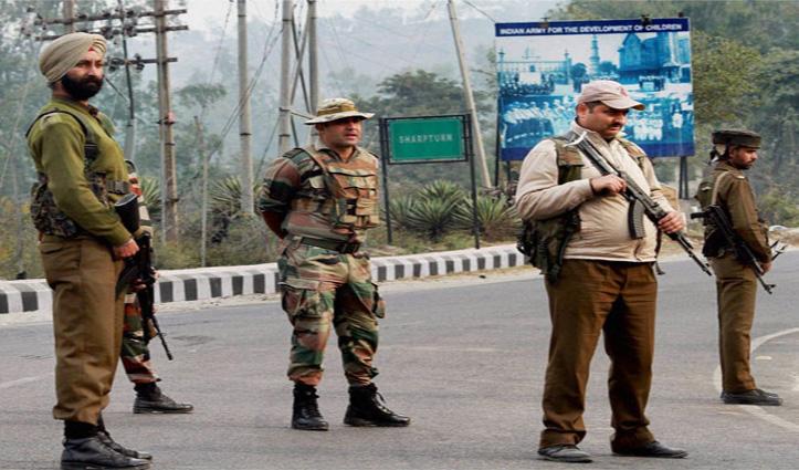 जम्मू शहर के कई क्षेत्रों में पाकिस्तान मोबाइल टावरों का सिग्नल, पुलिस ने छेड़ा तलाशी अभियान