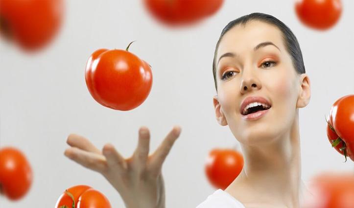 सेहत के साथ सुंदरता भी बढ़ाए लाल टमाटर, जानिए कैसे करें यूज