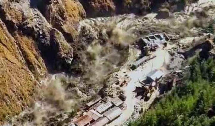 चमोली आपदा का है भूकंप से संबंध, पढ़ें क्या हो सकते हैं ग्लेशियर टूटन के कारण