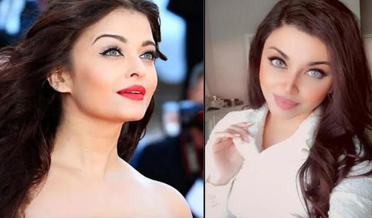 Aishwarya जैसी दिखती है ये पाकिस्तानी लड़की, आपको हैरान कर देंगी ये तस्वीरें