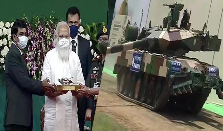 केरल-तमिलनाडु के दौरे पर PM Modi, चेन्नई में सेना को सौंपा Arjun Tank, जानिए क्या है खासियत