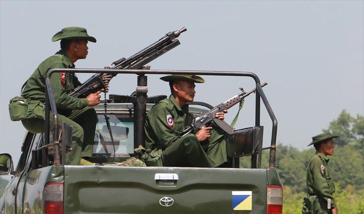 म्यांमार में तख्तापलट करने वाली Military पर अमेरिका के नए प्रतिबंध