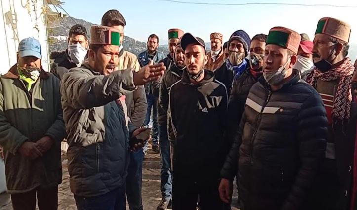 Shimla युवक मर्डर- गुस्साए परिजनों का रेलवे पुलिस के खिलाफ हल्ला, एक आरोपी धरा