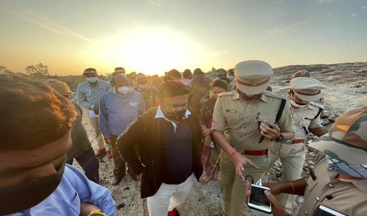 कर्नाटक : Gelatin Stick Blast में 6 की मौत, PM ने जताया शोक, CM ने दिए जांच के आदेश