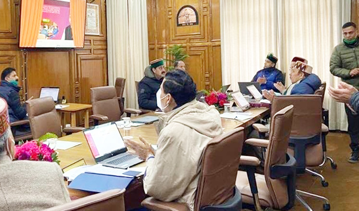 शिमला में आज हुई Cabinet Meeting इस वजह से थी कुछ खास, क्या बोले जयराम-जानिए