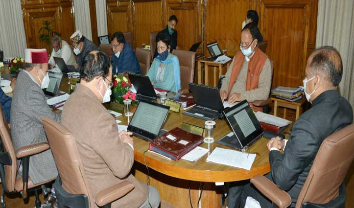 जयराम कैबिनेट की बैठक शुरू, राजीव सैजल-राकेश पठानिया नहीं पहुंचे, इन मुद्दों पर होगी चर्चा