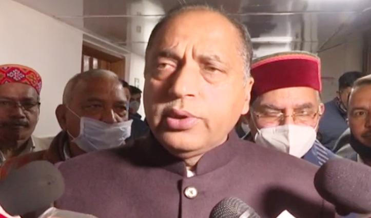 CM जयराम बोले: चमौली आपदा में फंसे हिमाचलियों के लिए उत्तराखंड जा सकती है अधिकारियों की टीम