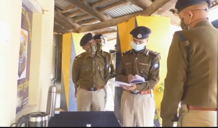 DIG ने हमीरपुर जिला के थानों का किया निरीक्षण, खाली पदों को भरने पर क्या बोले-जाने