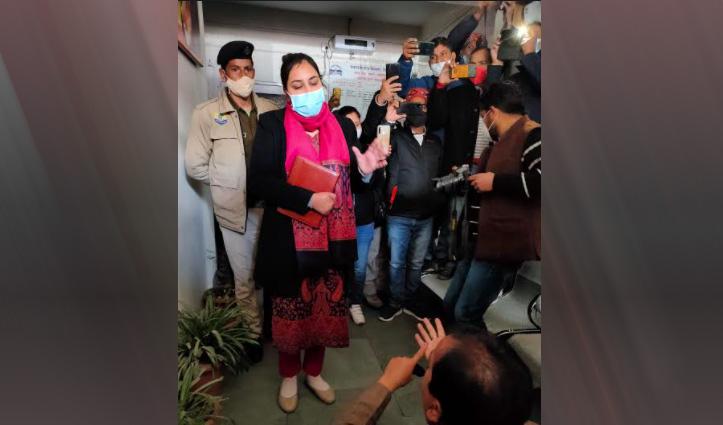 #Kullu जिला परिषद अध्यक्ष और उपाध्यक्ष का चुनाव टला, Congress ने बोला हल्ला