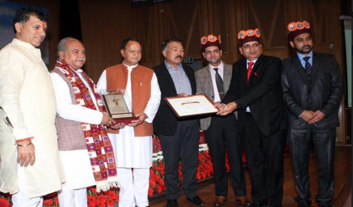 HP bags four awards under PM-KISAN Scheme
