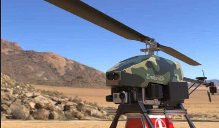 IIT Kanpur ने बनाया 4 किलो का हेलीकॉप्टर, पहाड़ों पर छिपे दुश्मनों को भी ढूंढ निकालेगा