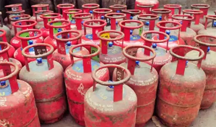 आम आदमी को महंगाई का झटकाः रसोई गैस सिलेंडर के दाम 50 रुपए बढ़े