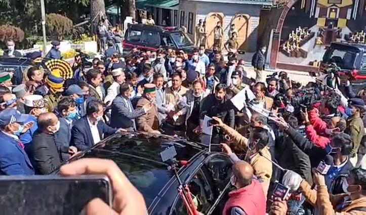 हिमाचल विधानसभा प्रकरणः Congress के इस पूर्व मंत्री ने जताया खेद-दी यह सलाह