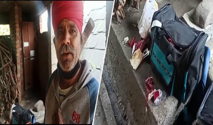 हमीरपुर में दो घरों में सेंध लगा लाखों के गहने ले उड़े चोर