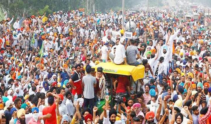 #farmersprotest : कल दिल्ली को छोड़ देशभर में किसानों का चक्का जाम, जानें कब तक बंद की जाएंगी सड़कें