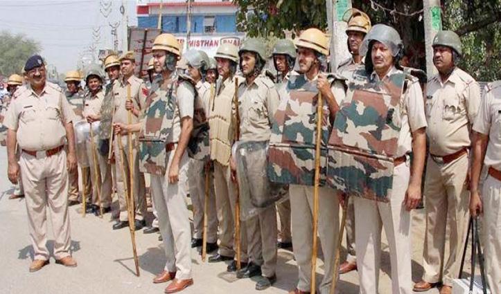 किसानों के चक्का जाम के ऐलान से Haryana में पुलिस सतर्क, ADGP जारी किए निर्देश