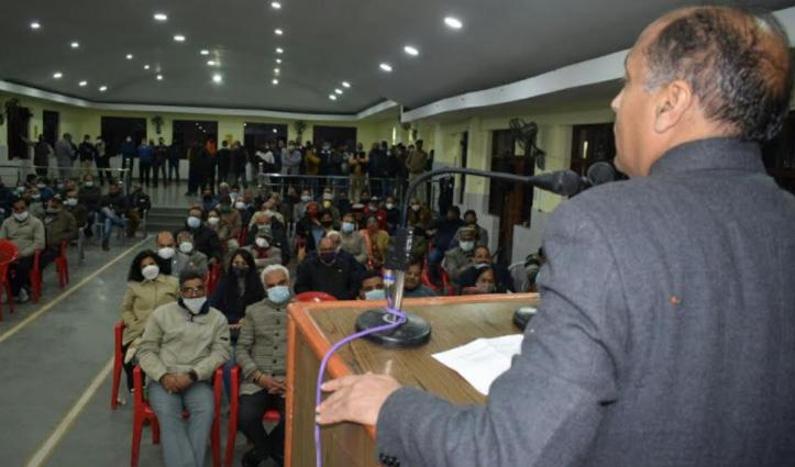 नई बनी पालमपुर नगर निगम को लेकर क्या बोले CM Jai Ram Thakur- जाने