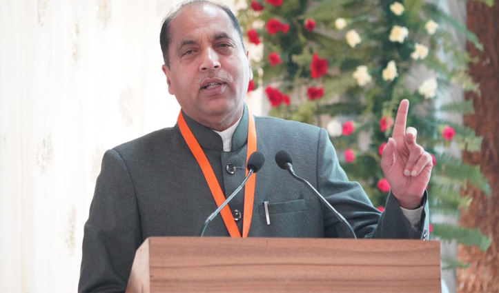 हिमाचल बीजेपी कार्यसमिति मीटिंग : सीएम जयराम ठाकुर ने कहा हमें केवल दो साल का कार्यकाल मिला