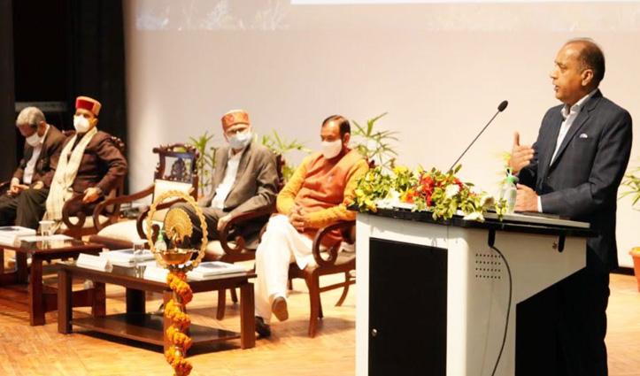IIT Mandi सेंट्रल यूनिवर्सिटी से बड़ा संस्थान, इसके लिए हमने भी लगाया था जोर : जयराम ठाकुर