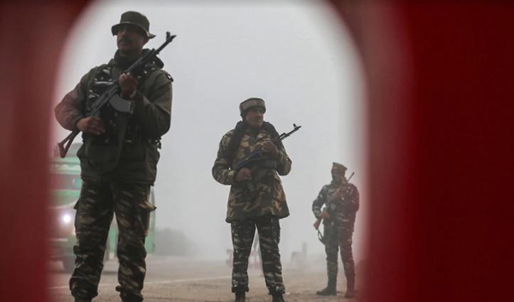 पुलवामा हमले की बरसी पर बड़ी आतंकी साजिश नाकाम, जम्मू बस स्टैंड से सात किलो IED बरामद