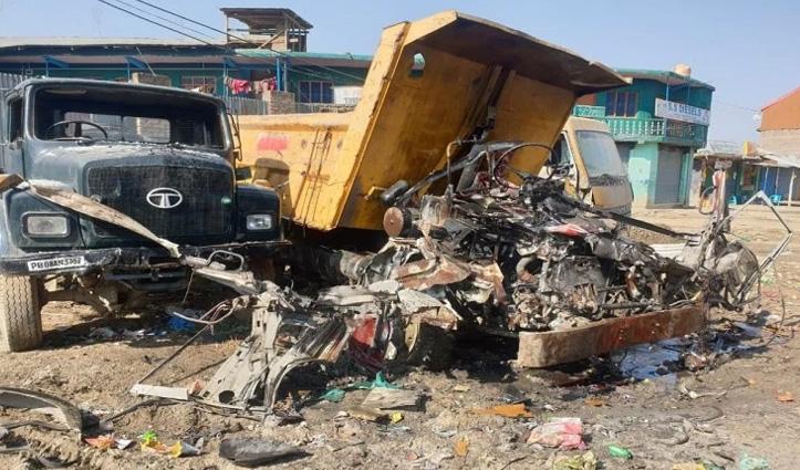 कश्मीर के अनंतनाग जिला में आतंकियों ने किया IED ब्लास्ट, हमले में कोई हताहत नहीं