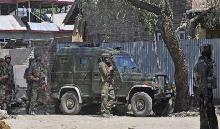 शोपियां में सुरक्षाबलों ने मार गिराए तीन Terrorists,बडगाम में एसपीओ शहीद