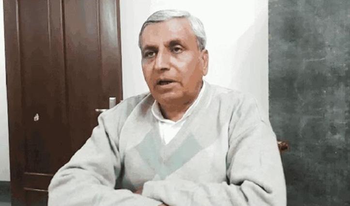 प्रदर्शन स्थलों पर किसानों की मौत पर कृषि मंत्री जेपी दलाल बोले-'किसान घर होते तो भी मरते'
