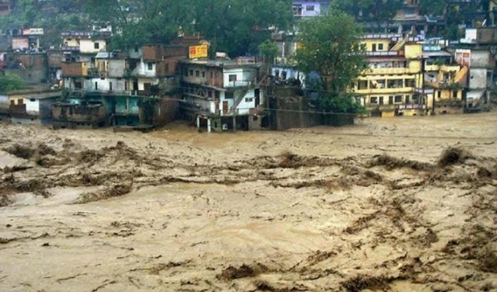 #Uttarakhand : याद आई 2013 की आपदा, आज की बाढ़ ने ताजा किए जख्म, चार हजार की हुई थी मौत