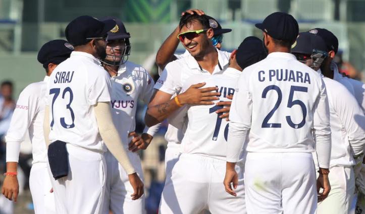 #INDvsENG : अश्विन ने जड़ा शतक-अब इंग्लैंड को जीत के लिए चाहिए 429 रन, भारत को तीन विकेट