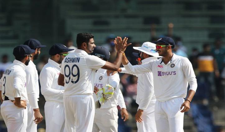 #INDvENG :भारत ने अंग्रेजों से वसूला लगान,  इंग्लैंड के खिलाफ टेस्ट इतिहास की सबसे बड़ी जीत