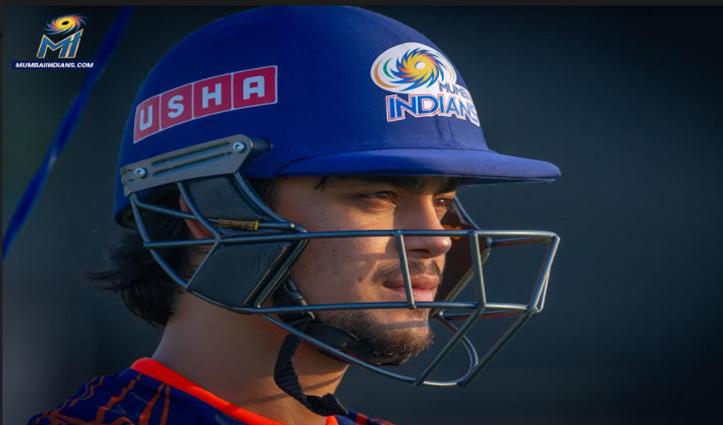 List-A क्रिकेट में 22 साल के ईशान किशन की तूफानी पारी, वर्ल्ड रिकॉर्ड बनाने से 3 रन से चूके