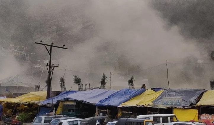 मौसम : हिमाचल में कही हुआ हिमपात तो कहीं चला अंधड़, कब तक खराब रहेगा मौसम