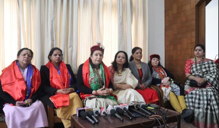 Kullu: लोकसभा और विस में महिलाओं को 50% आरक्षण पर BJP नेत्री की बड़ी बात