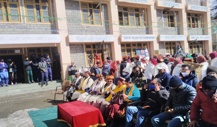 Snow-fest will be organized in every village of Lahul-Spiti from next year