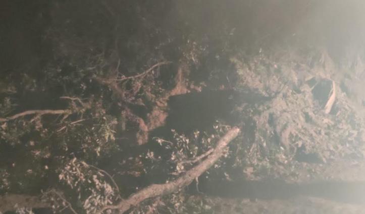 Himachal में बड़ा हादसा, चलती जीप पर गिरी पहाड़ी, 4 की मौत-कुछ मलबे में दबे