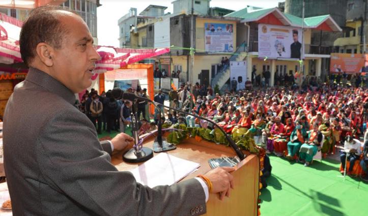 #jairam बोले- मनरेगा के लाभ से वंचित नहीं होंगे नगर निगम में शामिल ग्रामीण क्षेत्र के लोग