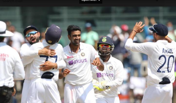#INDvENG टेस्ट मैच में दूसरे दिन गिरे 15 विकेट, भारत को 249 रन की Lead