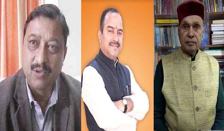 BJP नेता बोले- सार्वजनिक माफी मांगें कांग्रेसी, विस उपाध्यक्ष का घेराव करेगी NSUI