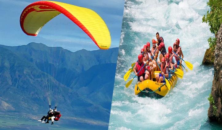 Himachal: साहसिक खेलों को नए स्थान अधिसूचित, जाने कहां-कहां हो सकेंगी पैराग्लाइडिंग, रीवर राफ्टिंग