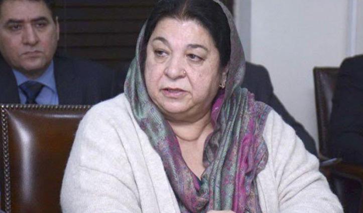 Pakistan के पंजाब प्रांत की स्वास्थ्य मंत्री यासमीन बोलीं-अपने रिस्क पर लगवाएं #CoronaVaccine