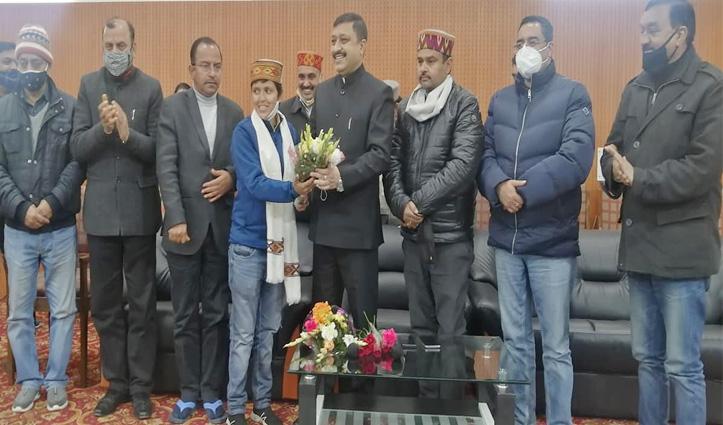 बीजेपी प्रदेश कार्यसमिति की बैठक होगी Dharamshala ,इस दिन आएंगे Party अध्यक्ष Nadda