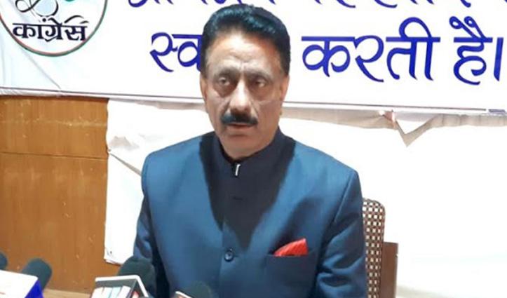राठौर बोले- BJP के खिलाफ चुनाव आयोग जाएगी कांग्रेस, मांगेंगी कानूनी कार्रवाई