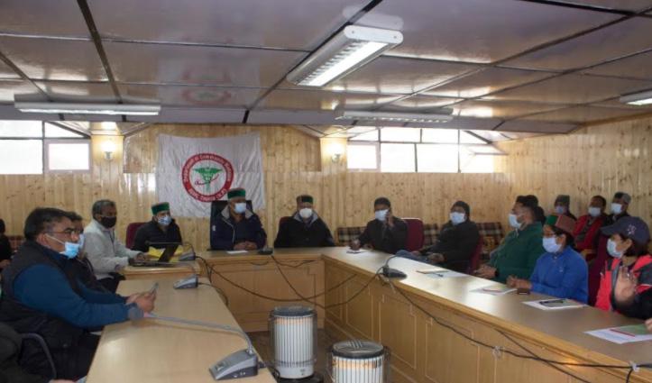 TB फ्री जिला बनने की ओर बढ़े किन्नौर-कांगड़ा-ऊना-हमीरपुर-लाहुल-स्पीति
