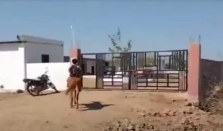 घोड़े पर सवार होकर स्कूल जाता है 5वीं का छात्र, सीएम शिवराज चौहान ने की तारीफ