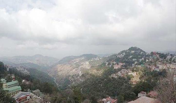 Himachal: अधिकतम और न्यूनतम तापमान सामान्य से अधिक, Shimla ने किया हैरान