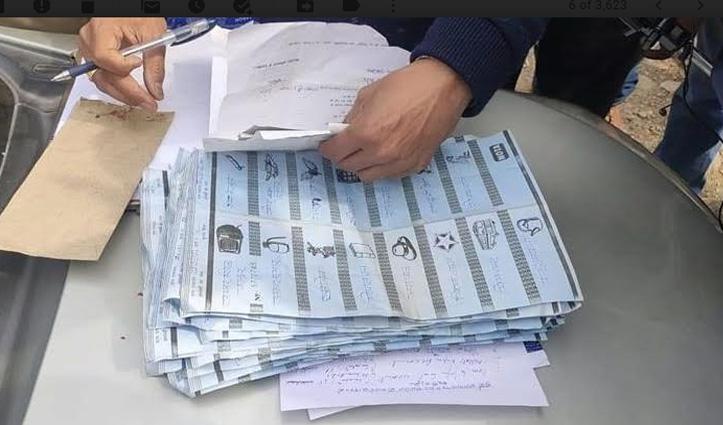 Solan में बैलेट पेपर मिलने का मामलाः Congress की चुनाव आयोग से शिकायत
