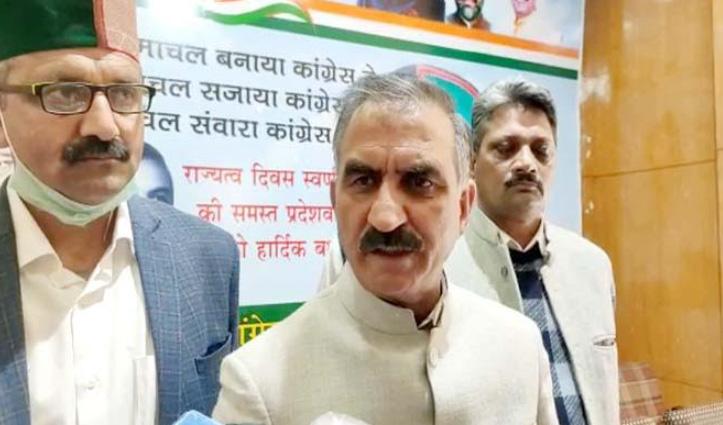 हिमाचल विस प्रकरणः Congress का क्या अगला कदम- जाने सुक्खू की जुबानी