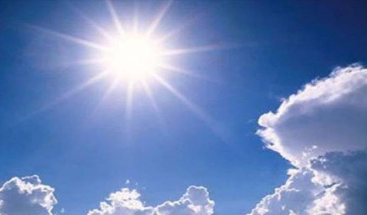 नाहन में गर्मी ने 41 साल पुराना रिकॉर्ड तोड़ा, सुंदरनगर में भी 11 साल बाद चिलचिलाती धूप