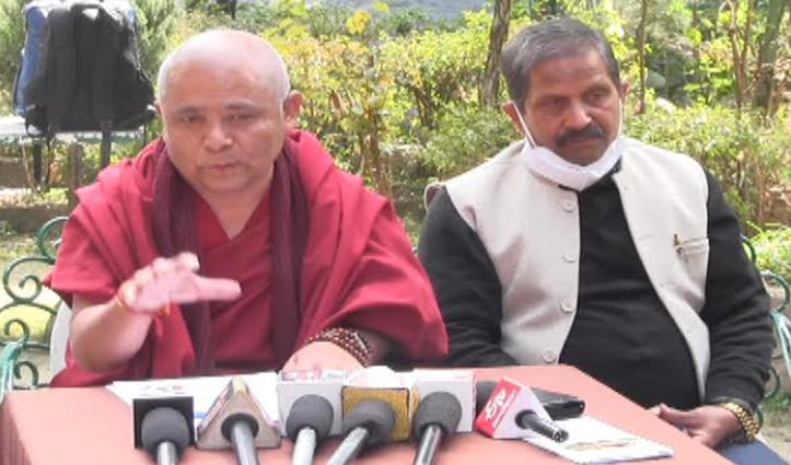 आचार्य येशी फुंसुक ने भारत-तिब्बत के खिलाफ चीन के मंसूबों से उठाया पर्दा, जाने क्या बोले