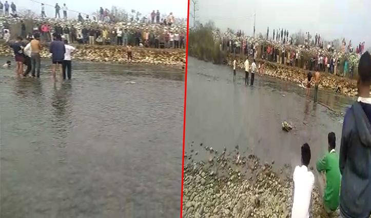 Himachal: भाई के साथ बाता नदी पार कर रहा 16 वर्षीय बालक डूबा, मौत